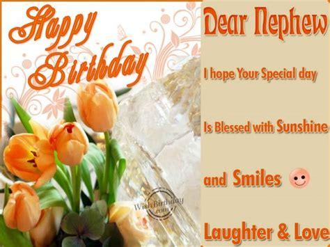 Happy Birthday Wishes For A Nephew Birthday Wishes For Nephew Birthday Images Pictures