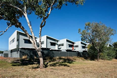 Transitional Housing For Families by Kununurra Transitional Housing Architectureau
