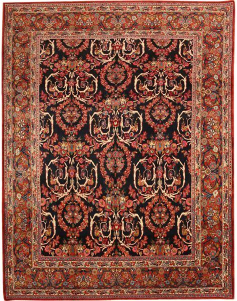 Antique Bidjar Persian Rug 43543 By Nazmiyal Carpets Nyc Antique Rug Patterns