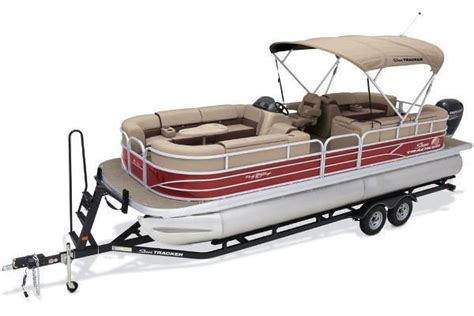 tracker boats pearland 2018 sun tracker party barge 24 dlx pearland tx for sale