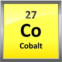 Periodic Table Cobalt by 027 Cobalt Science Notes And Projects