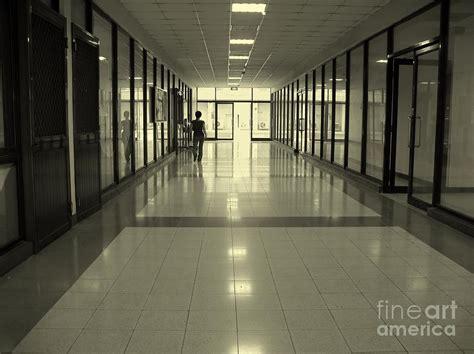 underground vault by yali shi image gallery long corridor