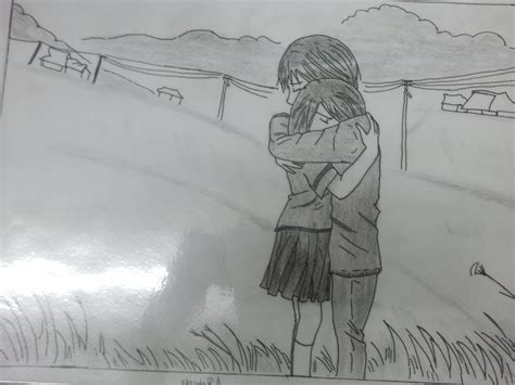 wallpaper girl sketch wallpapers of sketch of cute boy and girl pencil sketch of