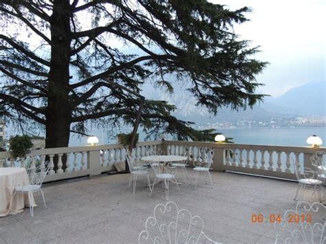 il terrazzo valmadrera caf 233 da manha picture of hotel villa giulia ristorante