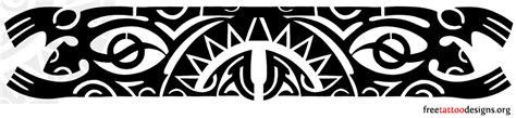 tribal tattoo band designs armband tattoos tribal american and feminine designs