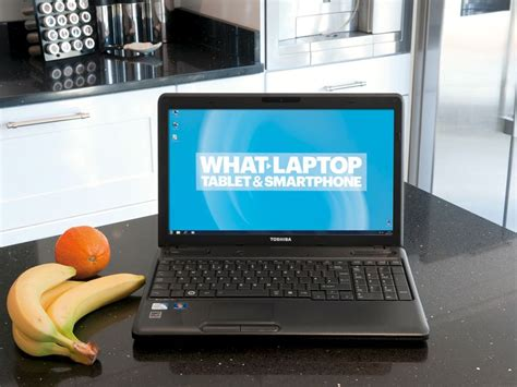 toshiba satellite pro c660 1ux review techradar