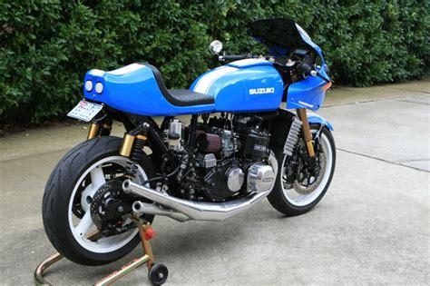 Suzuki 750 Gt For Sale 1976 Custom Built Motorcycles Suzuki Gt 750 For Sale