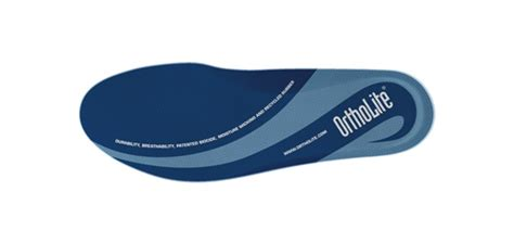 ortholite comfort foam insoles ortholite fusion insoles lower extremity review magazine