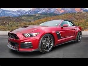 2017 roush stage 3 ford mustang supercharged 670hp   full