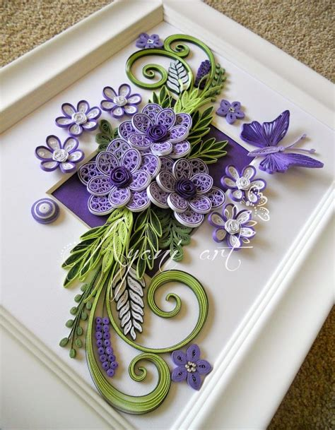 tutorial tablouri quilling 25 best ideas about quill on pinterest paper quilling