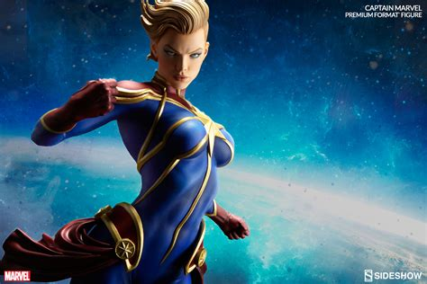 captain marvel the huh captain marvel this sideshow collectibles