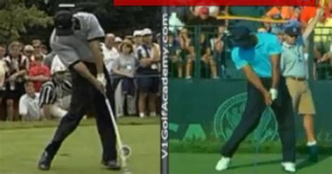 tiger woods butch harmon swing the golf blog how hank haney screwed up tiger woods