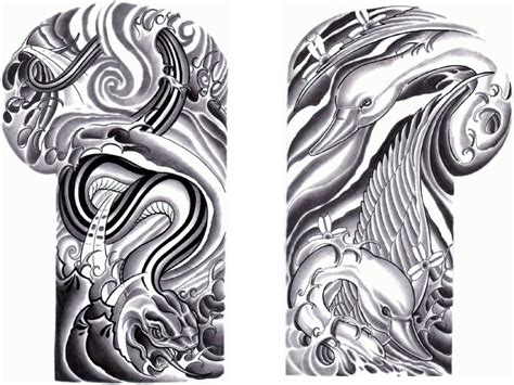 tattoo sleeve flash designs 50 bicep tattoos design ideas