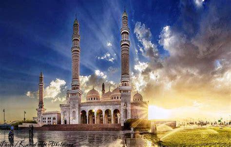 wallpaper islam cantik 12 foto masjid yang menyejukkan mata dan hati