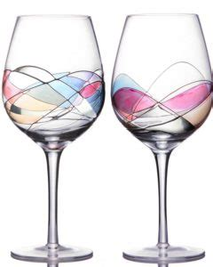 Handcrafted Wine Glasses - 14 amazing and wine glasses for everyone