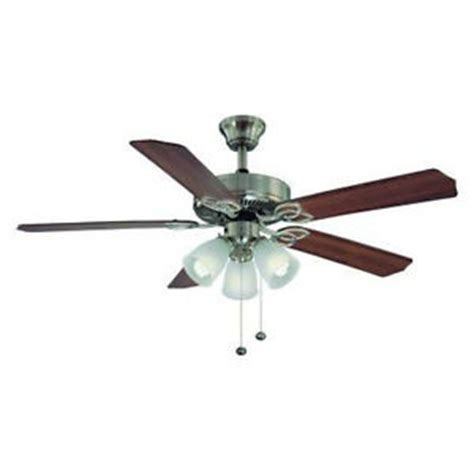 52 inch brookhurst ceiling fan hton bay brookhurst 52 in brushed nickel ceiling fan ebay