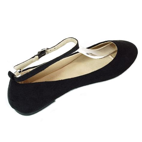 womens ankle slippers alpineswiss calla womens ballet flats ankle shoe