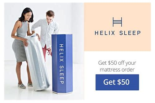 helix sleep coupon codes