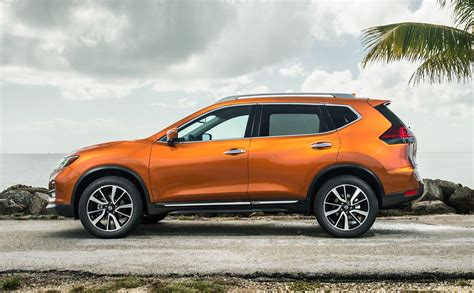 Look 2017 Nissan Rogue Testdriven Tv