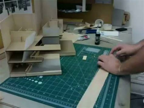 architectural model making 2 youtube