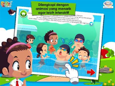 Seri Marbel Olahraga By Tim Educa Studio mila si pelupa educa studio learning apps