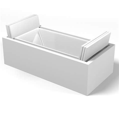 Duravit Bathtub by 3d Duravit Sundeck Bath Model