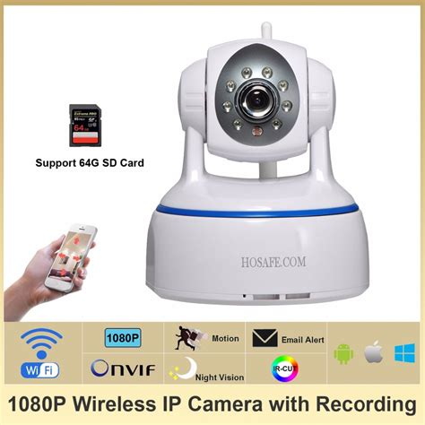 Cctv Ipcam Zavio D4210 Hd 1080p hosafe 2mw1 1080p wireless ip hd pan tilt and