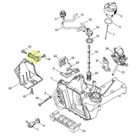 034 stihl chainsaw parts diagram exciting 034 stihl chainsaw parts diagram images best