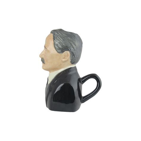 Andrew Bonar Law Toby Jug by Bairstow Pottery   Stoke Art