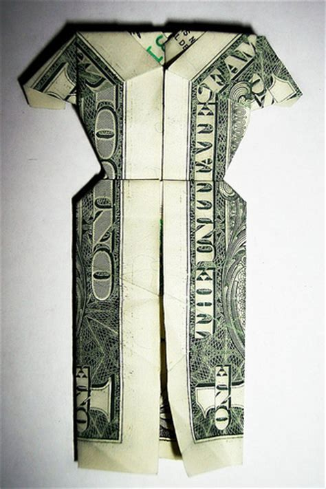 Origami Dollar Bill Dress - 301 moved permanently