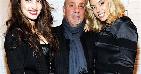 Alexa Ray Joel Celebrates Dad Billy Joel's Wedding With