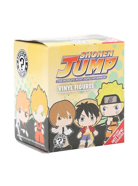 anime blind box funko best of anime series 2 mystery minis blind box figure topic