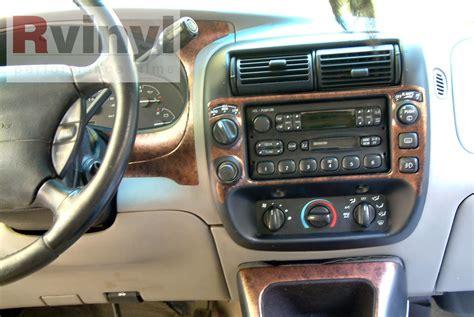 1997 Ford Explorer Interior by Dash Kit Decal Auto Interior Trim For Ford Explorer