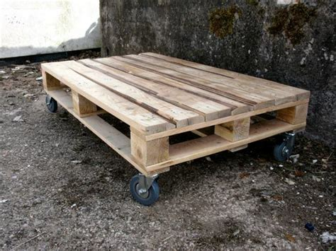 pallet table with wheels diy pallet low coffee table with wheels pallet furniture