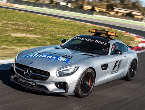 Amg Auto by Official Mercedes Amg Gt F1 Safety Car