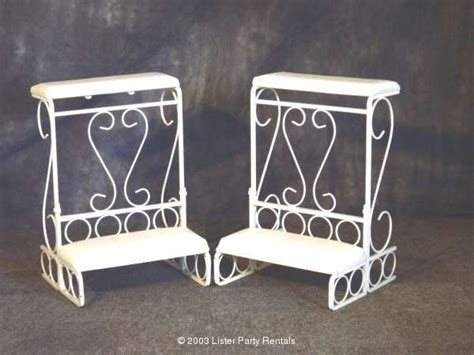 kneeling bench for wedding bench kneeling white double rentals hagerstown md where