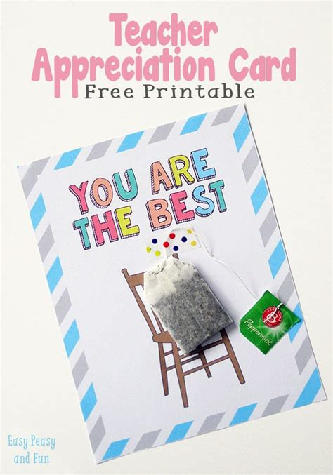 Free Printable Appreciation Greeting Cards