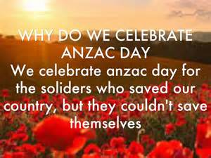 8 More Days We Should Celebrate by Anzac Day By Ltaylor