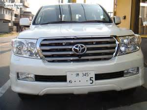 Toyota land cruiser zx 60th urj202 japanese used cars lucus japan t
