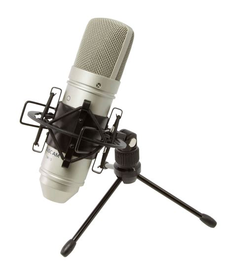 condenser microphone home studio tascam tm 80 studio condenser microphone hytek electronics