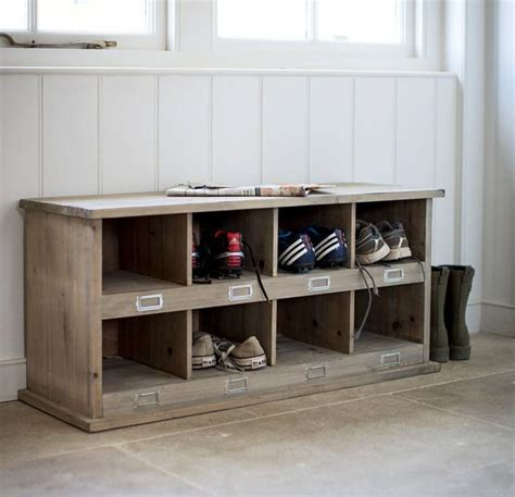 shoe storage ideas uk vintage style wooden shoe locker by garden selections
