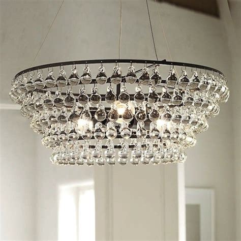 Ochre Arctic Pear Chandelier Solid Glass Orb Ceiling Light White Company Orb Chandelier And Chandeliers