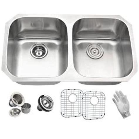 Kitchen Sinks Az by Anzzi Series Undermount Stainless Steel 32 In 0