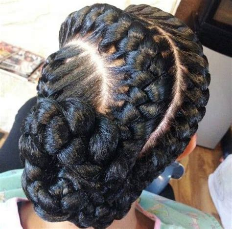 simple elegant cornrows 31 goddess braids hairstyles for black women braid