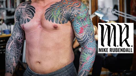 tattoo licence nyc mike rubendall tattooing at kings avenue tattoo vol 2