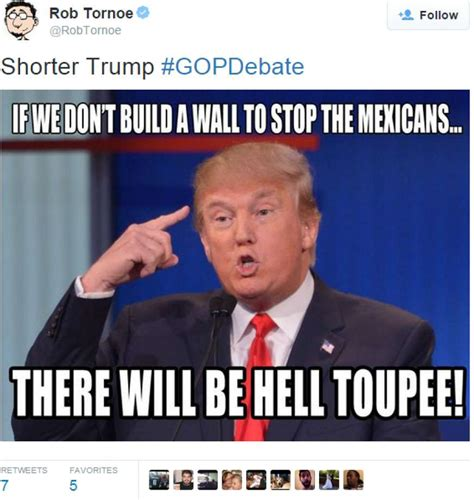 Gop Meme - funny memes weigh in on gop debate houston chronicle
