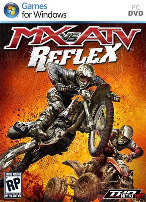 motocross vs atv mx vs atv reflex 2dvd ukarobit s