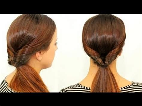 hairstyle tools reviews shopping hairstyle how to topsy topsy turvy ponytail easy