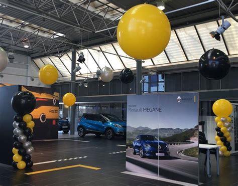 Decoration Garage Automobile d 233 coration ballons concessions auto moto