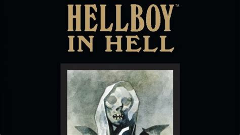 hellboy in hell library edition hellboy in hell library edition comic review impulse gamer